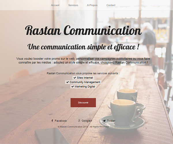 Rastan Communication